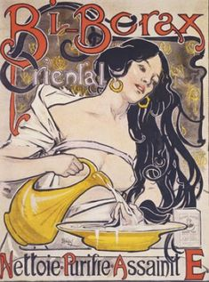 Bath, Perfume & Soap Posters, Sale Old Bath Posters and Original Perfume Advertising Prints - Vintage Poster Market