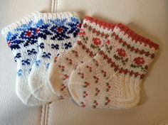 Ravelry: Bumbucis' Socks for infants