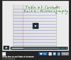 As flipped learning evolves teachers find ways to use video that don't include lecturing.