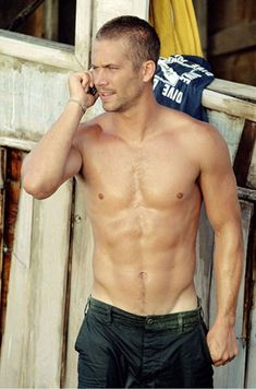 Paul freaking Walker