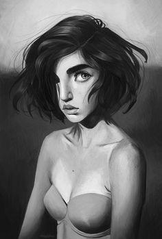 ArtStation - Mikaela , Magdalina Dianova