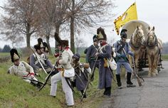 Historical re-enactment: Napolean's battle of Austerlitz (207th anniversary), near village of Prace, southern Monrovian rest stop before heading to city of Slavkov - CSMonitor.com