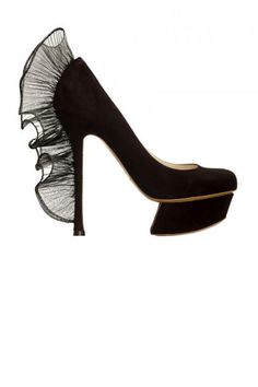 It's holiday party time! Need a festive shoe? Click for 15 more!