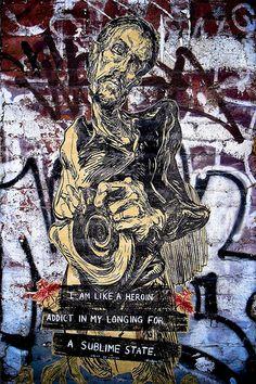 Street art - NYC