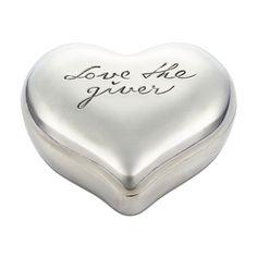 Hjärta med Lock Love the Giver | Svenskt Tenn