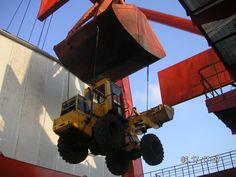 Unloaded loader