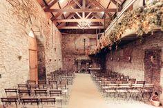 The 18th Century Threshing Barn at Doxford - AN EXCITING, TRULY UNIQUE & UNUSUAL WEDDING BARN VENUE.