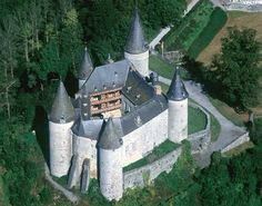 The view from the heights of the Castle Veves