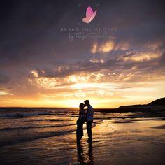 www.beautifulphotos.com.au. Beach sunset Maternity shoot Geelong. beautiful photos by Tanja Rankin