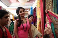 Bhavya Sri Inaugurates Silk India Expo- 2016 #TollywoodActress #BhavyaSr#SilkIndiaExpo2016  #Visakhapatnam