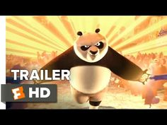 Kung Fu Panda 3 Official Trailer #3 (2016) - Jack Black, Angelina Jolie ...