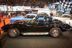 Corvette Stingray 427 1967 : Salon Rétromobile 2015: les plus belles voitures de collection - Linternaute.com Automobile