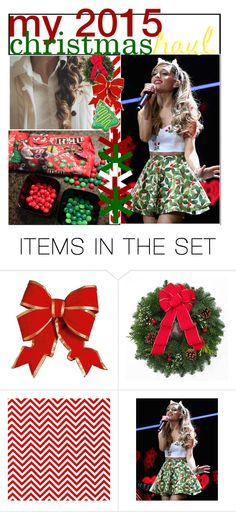 """my 2015 christmas haul"" by miss-mendes-magcon ❤ liked on Polyvore featuring art"