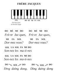 - PIANO GNU -: Frère Jacques Piano Music Notes, Piano Sheet Music, Music Music, Violin Lessons, Music Lessons, Agnus Day, Haruki Murakami Quotes, Easy Piano Songs, Electric Piano
