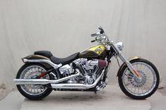 Harley-Davidson : Softail 2013 Harley Davidson Breakout Screamin Eagle Softail Hard candy gold dust P12582