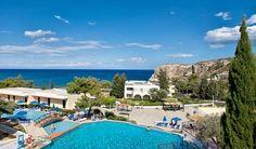 voyage Rhodes pas cher au Hotel Porto Angeli 4* prix promo Lastminute de 599,00 € TTC au lieu de 839,00 € 8J / 7N En formule tout compris