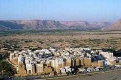 Shibam Old Town, Yemen