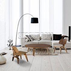Plywood Wohnzimmer: Https://modecor.com/Eames Chair LCW Stuhl Aus Buchenholz