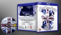 Black Stone Cherry - Thank You, Livin' Live, Birmingham, UK (Blu-Ray) - Capa | VITRINE - Galeria De Capas - Designer Covers Custom | Capas & Labels Customizados