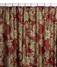 Croscill Cordero Shower Curtain Dillards Building New Home