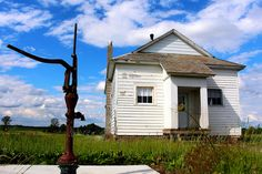 Amish Schoolhouse #Amish #NewWilmington #WestminsterCollege