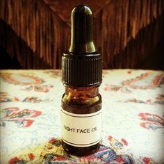 Pomegranate & Argan Facial Oil for Night