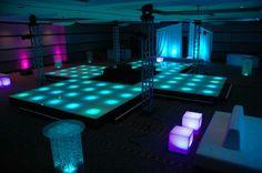 LED Dance Floor  http://www.koolpartyrentals.com/product-details/LED-Dance-Floor