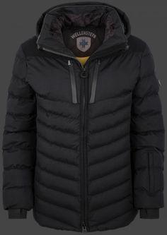 Carmenere Men - Wellensteyn Magyarország Canada Goose Jackets, Hooded Jacket, Winter Jackets, Athletic, Mens Fashion, Jackets, Men, Clothing, Black