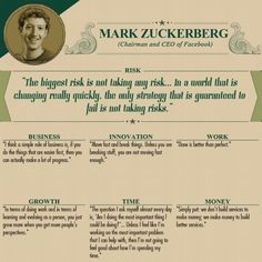 Mark's wisdom