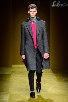 Massimiliano Giornetti is truly a man whose TM does not need any introduction and Ferragamo's fanciers know it big style!