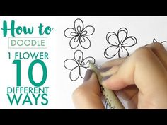 EASY, SIMPLE DOODLES are a great way to exercise creativity & fun. Get drawn into these cute doodle art designs. Perfect for a bullet journal Cute Easy Doodles, Cute Doodle Art, Doodle Art Designs, Drawing Designs, Henna Designs, Bullet Journal Icons, Bullet Journal Ideas Pages, Drawing Journal, Doodle Art Journals
