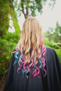Amazon.com : GG Beauty 24 Colors Temporary Hair Chalk Set - Non ...
