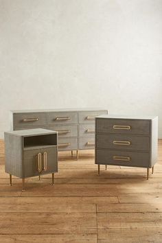 Odetta Nine Drawer Dresser