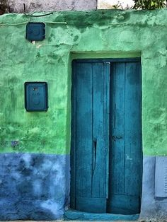 ASILAH, MOROCCO. By Maria Victoria Guerrero