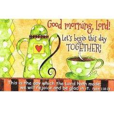 Psalm 118:24~<3