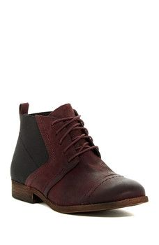 Franco Sarto - Halix Cap Toe Boot