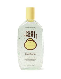 This surfer-approved gel also contains tea tree oil—intensely cooling after a long day of body boarding. Sun Bum Cool Down Hydrating After Sun Gel