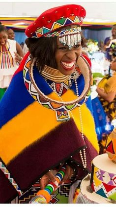Gift ideas for cyclists [for all the bike lovers] African Wedding Theme, African Print Wedding Dress, South African Traditional Dresses, Traditional Outfits, African Attire, African Dress, African Clothes, Latest African Fashion Dresses, African Print Fashion