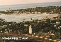 fun places to visit in north carolina | ocracoke light was built in hyde county on ocracoke island in 1823 the ...