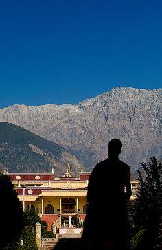 Gyuto monastery Dharamsala, Himachal Pradesh