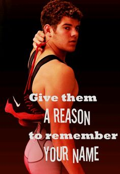 Wrestling// And you did! Two years making it to states and national champs two years in college. Awesome!