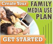 How to create your own family media use plan made easy!