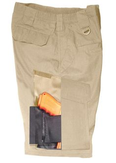 STRYKR Covert Carry - TAC Shorts – STRYKR COVERT CARRY