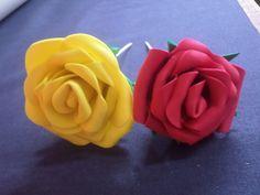 Rosa de EVA Rápida                                                                                                                                                     Mais