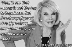 #joanrivers #key