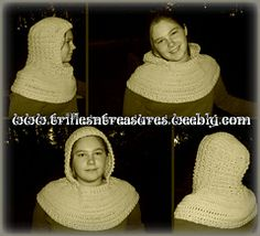 Chaine Maile Hoodie by Tera Kulling  pattern $4.00