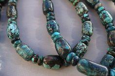 Turquoise+Beads+by+BeadyEyedBird+on+Etsy,+$50.00