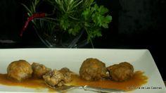 La Cocina de las Casinas: Albóndigas en Salsa #CookingTheChef, estilo Martín Berasategui
