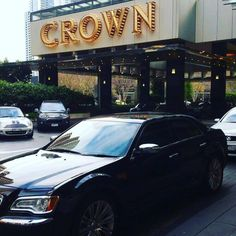 Heading to Melbourne Crown Casino? Why not get there in style? Black Fleet Chauffeured Cars offering you stylish and luxurious transportation at the best prices. Check out our fleet at www.blackfleet.com.au #crowncasinomelbourne #melbournechauffeurservice #melbournechauffeurs #luxuryvehicles