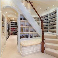 walk in closet | Walk in Closet Guardarropas Vestidores grandes Amplios armarios